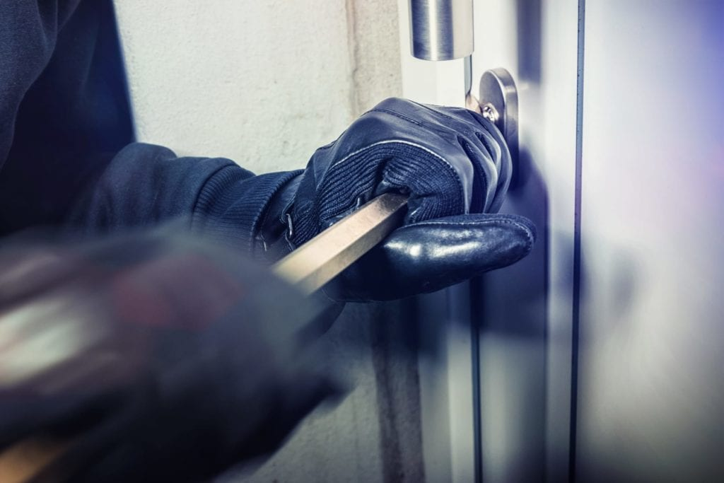 5 steps to take if your home is broken into