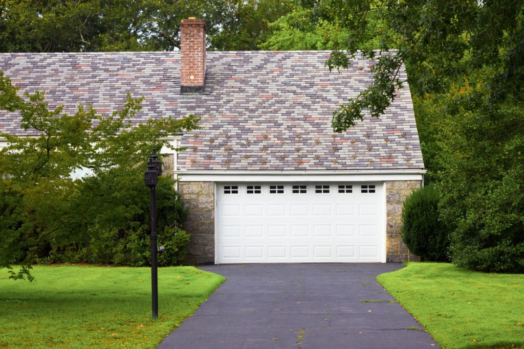 securing your garage door