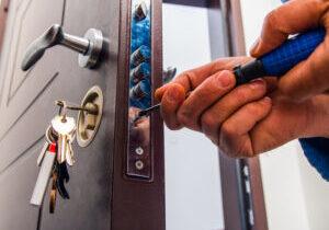 Securing your front door